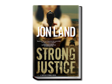 STRONG JUSTICE named Top Thriller of the Year by Library Journal!