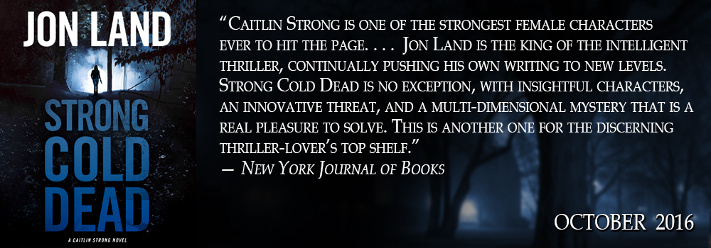Strong Cold Dead Banner